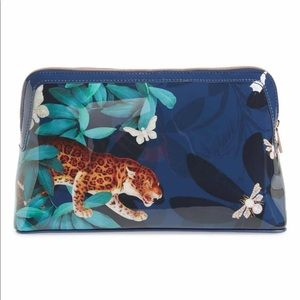 Ted Baker London Bags - Ted Baker Leoniee Houdini Large Cosmetics Case NWT